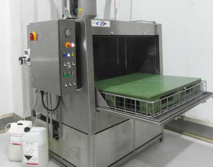 Pallet Washers Newsmiths Stainless
