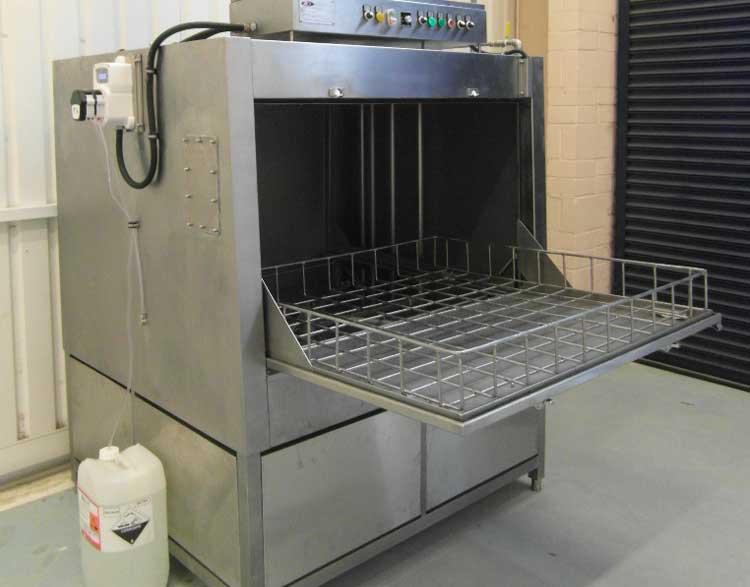 stainless washing machine