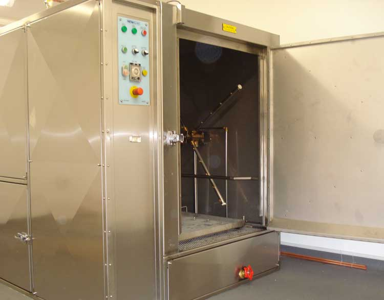 Hospital Bed Washers Newsmiths Stainless