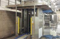 Empty stack conveyor
